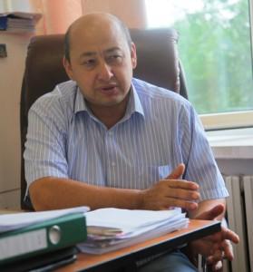 Пархат Мадалиев, начальник отдела по раскрытию краж управления криминальной полиции ДВД Алматы