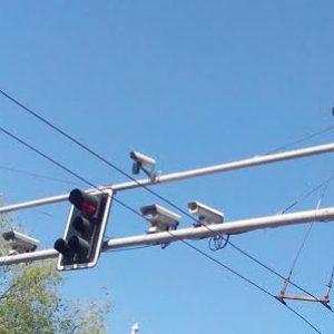 светофор и видеофиксаторы