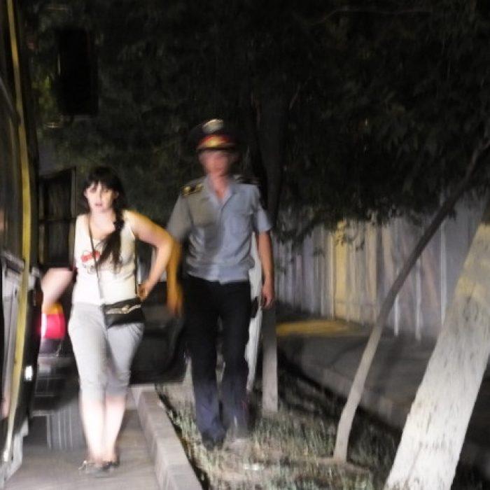 В пскове задержаны проститутки