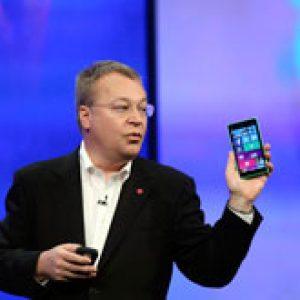 Глава отдела разработки мобильных устройств Microsoft Стивен Элоп. Фото: Reuters