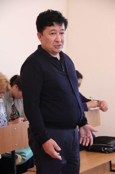 Халимжан Ержанов, фото kstnews.kz