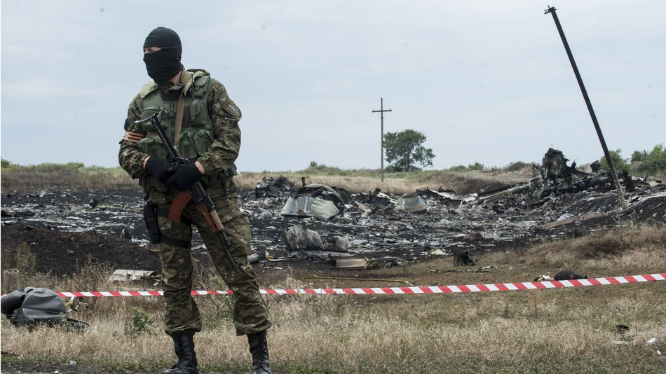 russia ukraine mh17 - Malaysian Prime Minister criticized the investigation into the disaster in the Donbass