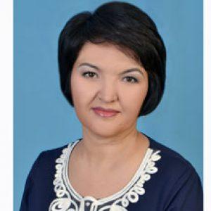 анар даржанова