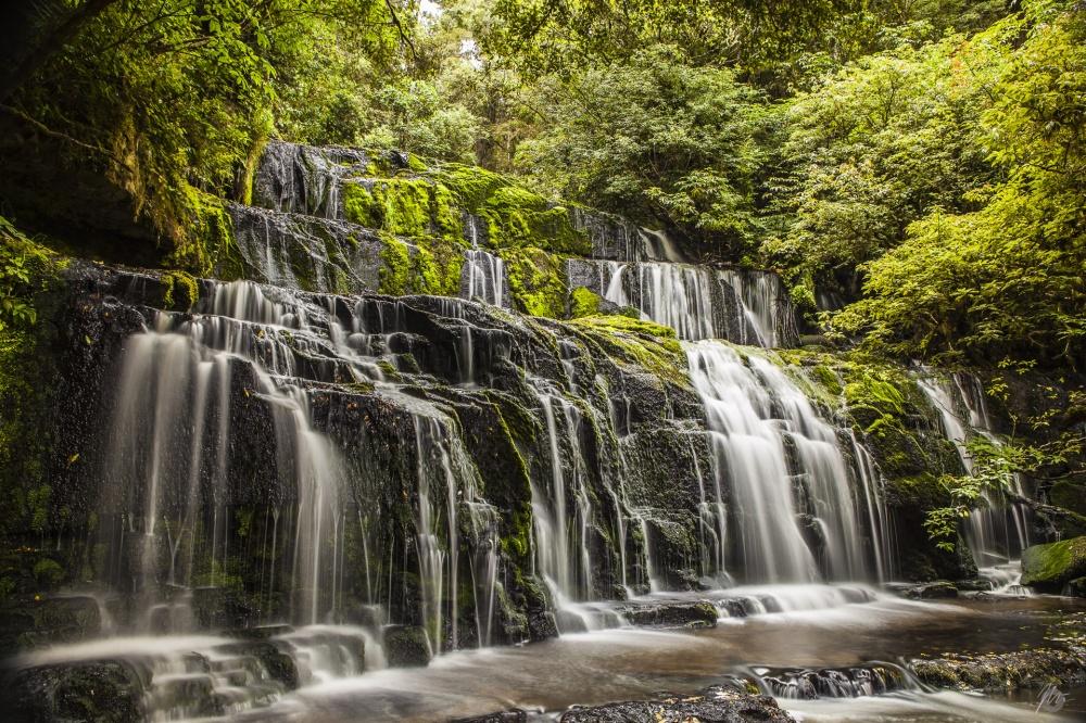 Водопад Перакауни.