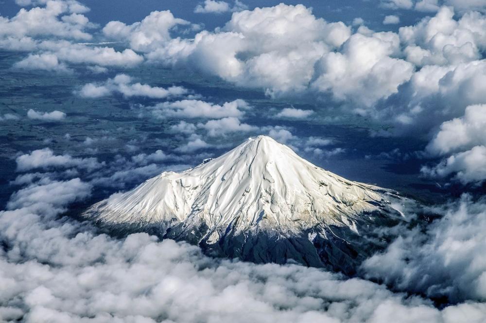 Гора Таранаки.