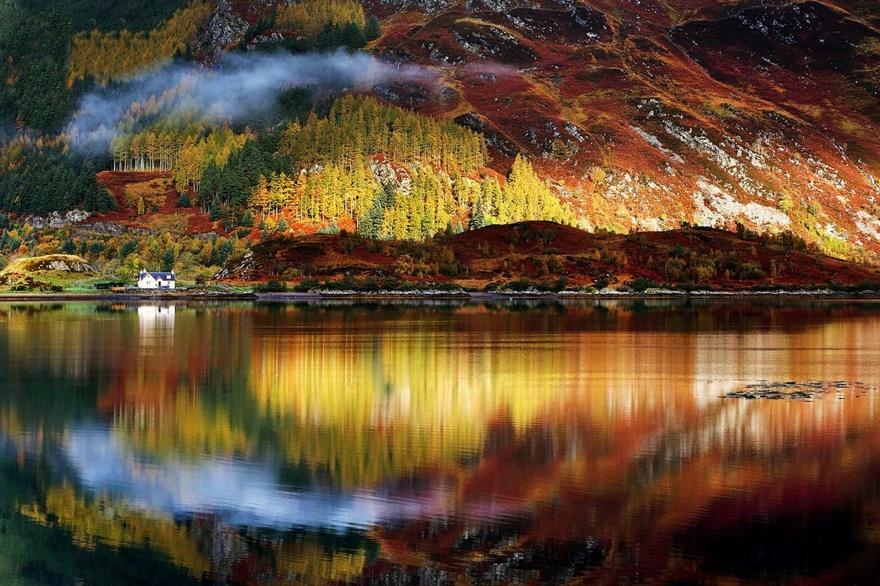 Роршах, Северо-Шотландское нагорье.