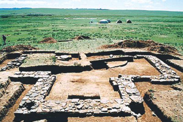 Где может находится могила чингисхана