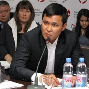 Талгат Мамырайымов