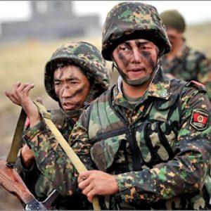 армия таджиков