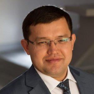 Экономист Олжас Худайбергенов