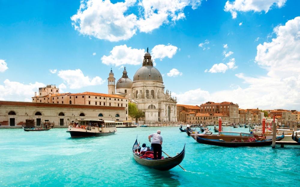 Тур знакомство с италией