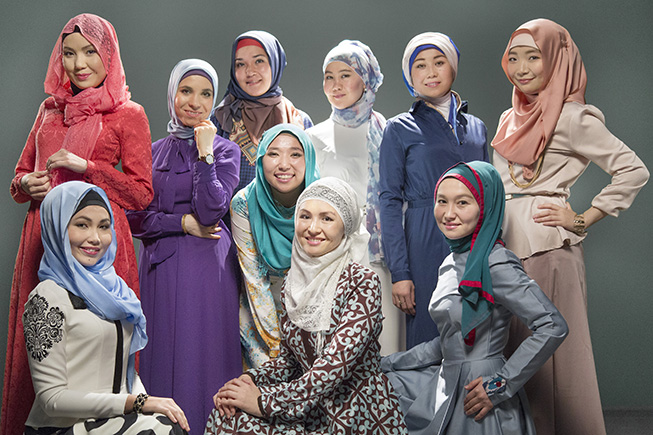 Мусульманки с огромными бюстами фото 418-840