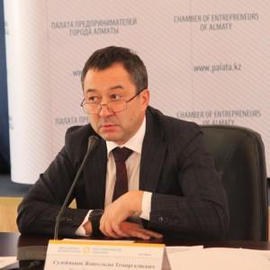 Адвокат, Жангельды Сулейманов