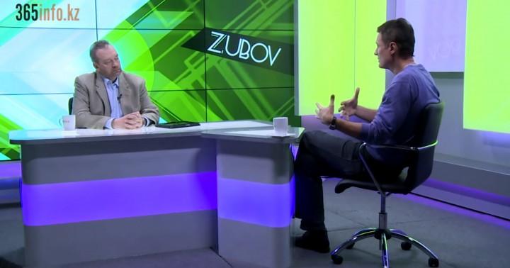 Олег Борецкий и Андрей Зубов