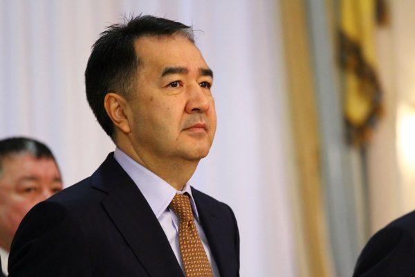 вице-премьер Сагинтаев