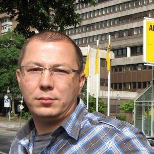 Виталий Степанов, специалист по детской безопасности