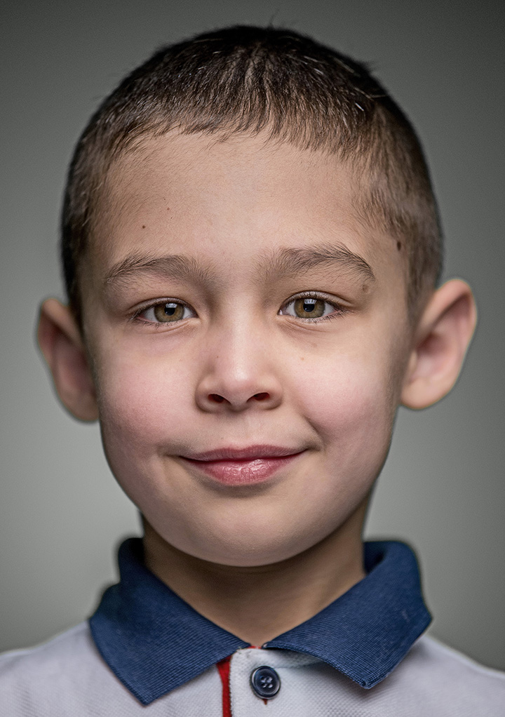 Фото детей метисов русский казашка
