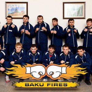 команда Baku Fires