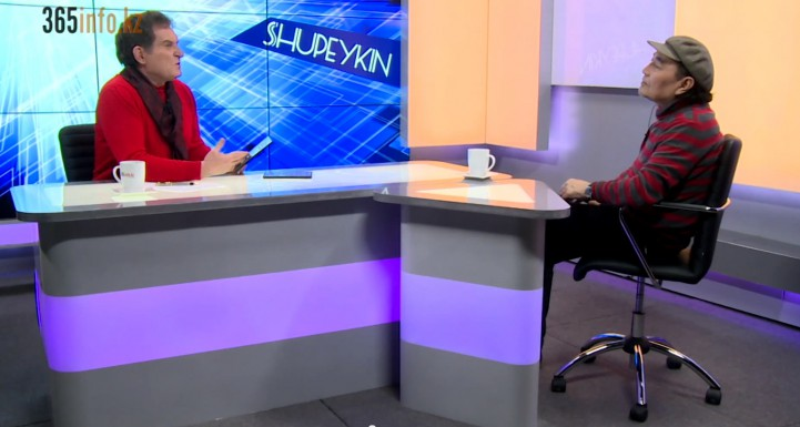Баянов и Шупейкин