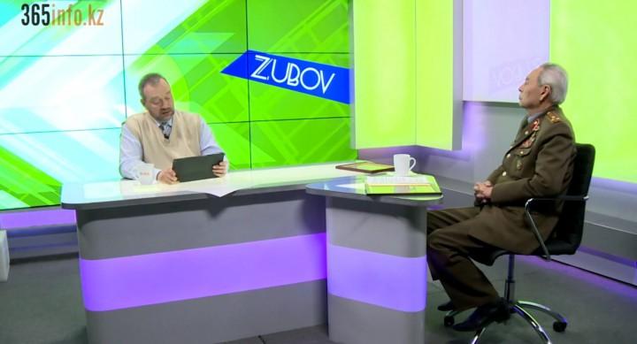 Ким Серикбаев и Андрей Зубов