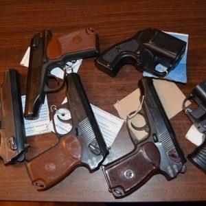 На сумму порядка 8 миллионов тенге сдали травматическое оружие жители СКО с начала года