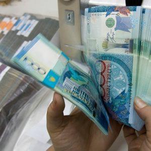 Дедолларизация по-казахстански началась