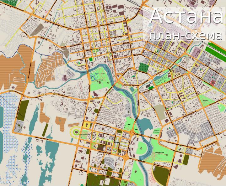 карта-Астана1