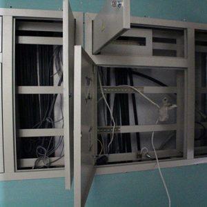 Об электричестве в одной из новостроек Астаны только мечтают  - даже счетчики не стоят