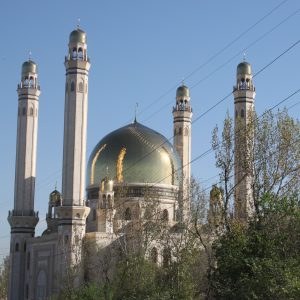"Мечеть ""Байкен"", фото с сайта prolamp.kz"