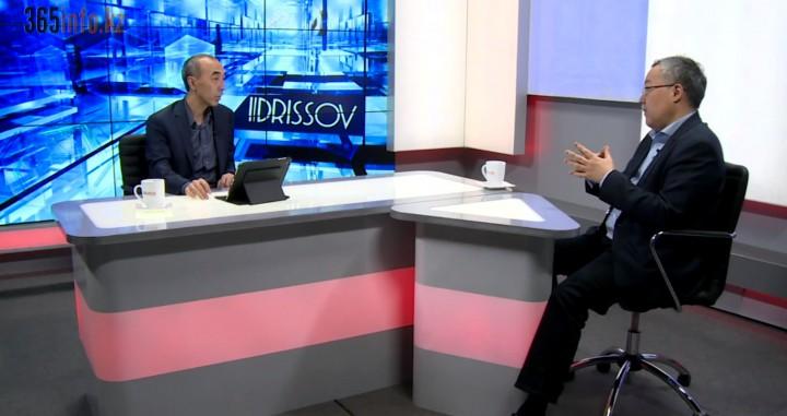 Акимбеков и Идрисов