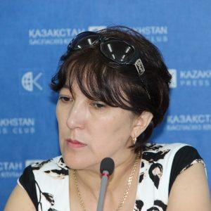 Жанна Тасирова