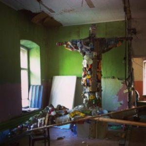 Иисус из мусора