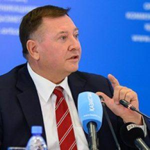 Николай Радостовец, фото с сайта inform.kz.