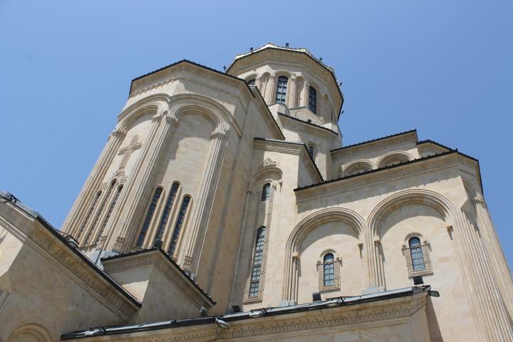 Порой кажется, что церквей в Грузии больше, чем людей