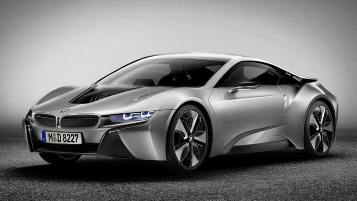 2015 BMW i8 - 1