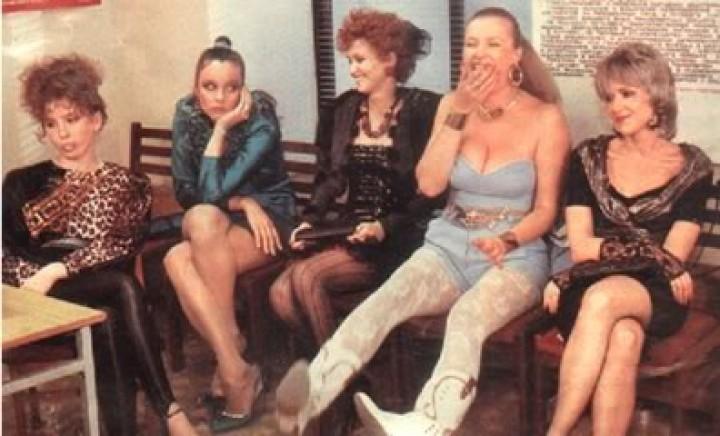 Фото совецких проституток