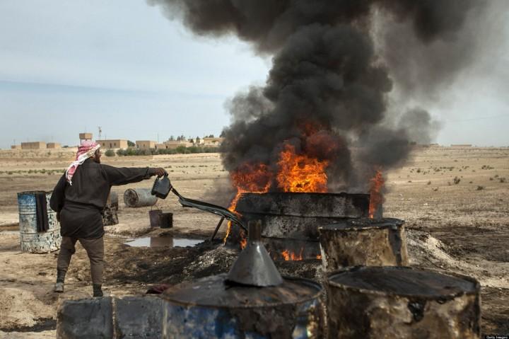 Сирия-2017: нефтяная отрасль в руках государства покончит с войной