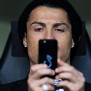 Криштиану Роналду. Фото с сайта eurosport.ru