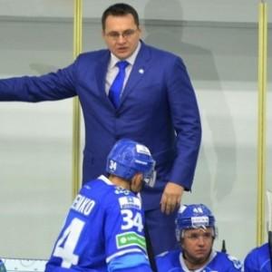 """Андрей Назаров в """"Барысе"""". Фото с сайта eurosport.com"""