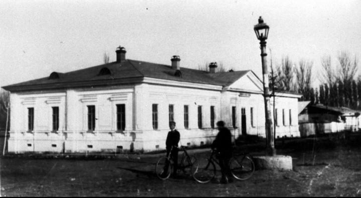 верненское училище