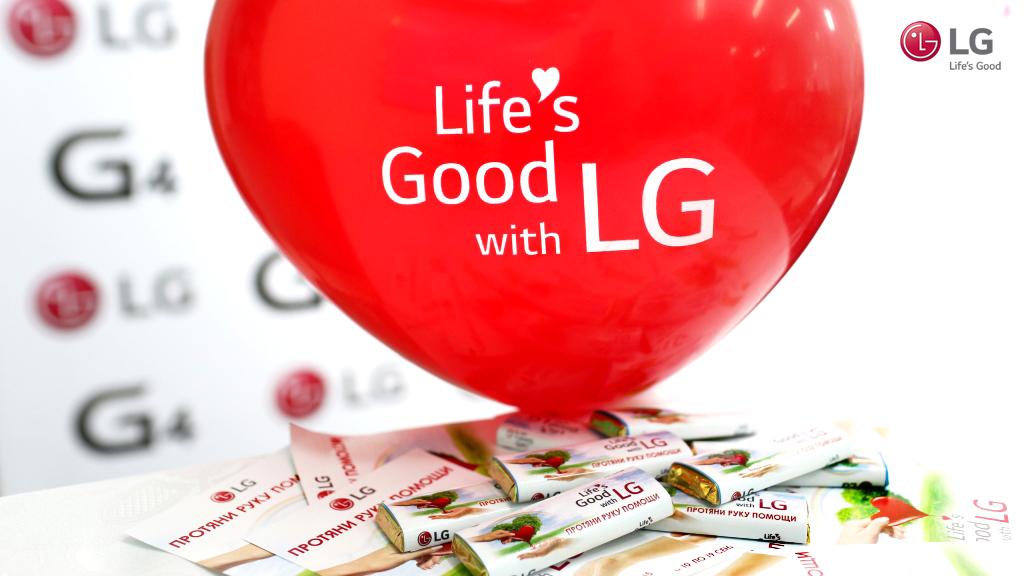 День Донора с LG