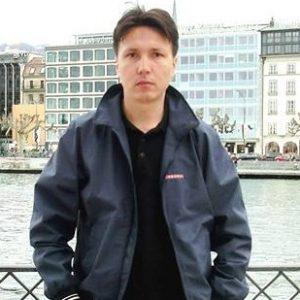 Меиржан Юсупов. Фото с личной странички в Facebook