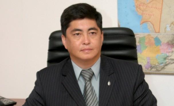 Саян Ахметжанов. Источник - erkindik.kz