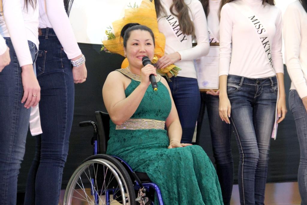 Астана Аруы-2015 Сауле Айдарханова