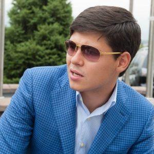 Максим Сарсенов, фото с сайта voxpopuli.kz