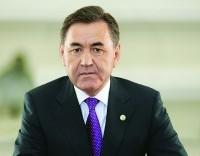 Махмуд Касымбеков. Источник - presidentlibrary.kz