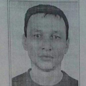 Фото предполагаемого похитителя, распространенное родственниками Айзады