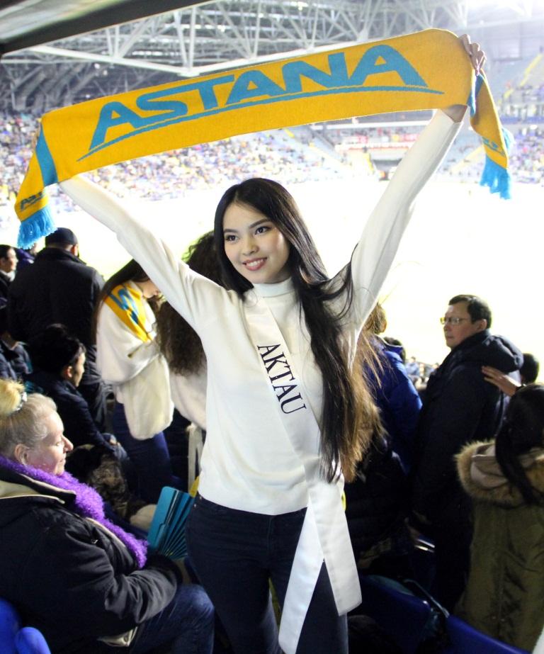 матч Астана-Бенфика