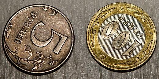 Курс российского рубля к тенге (RUR/KZT) на сегодня