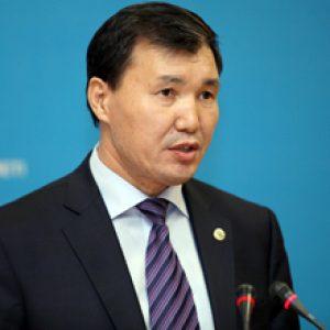 Алик Шпекбаев. Источник - inform.kz